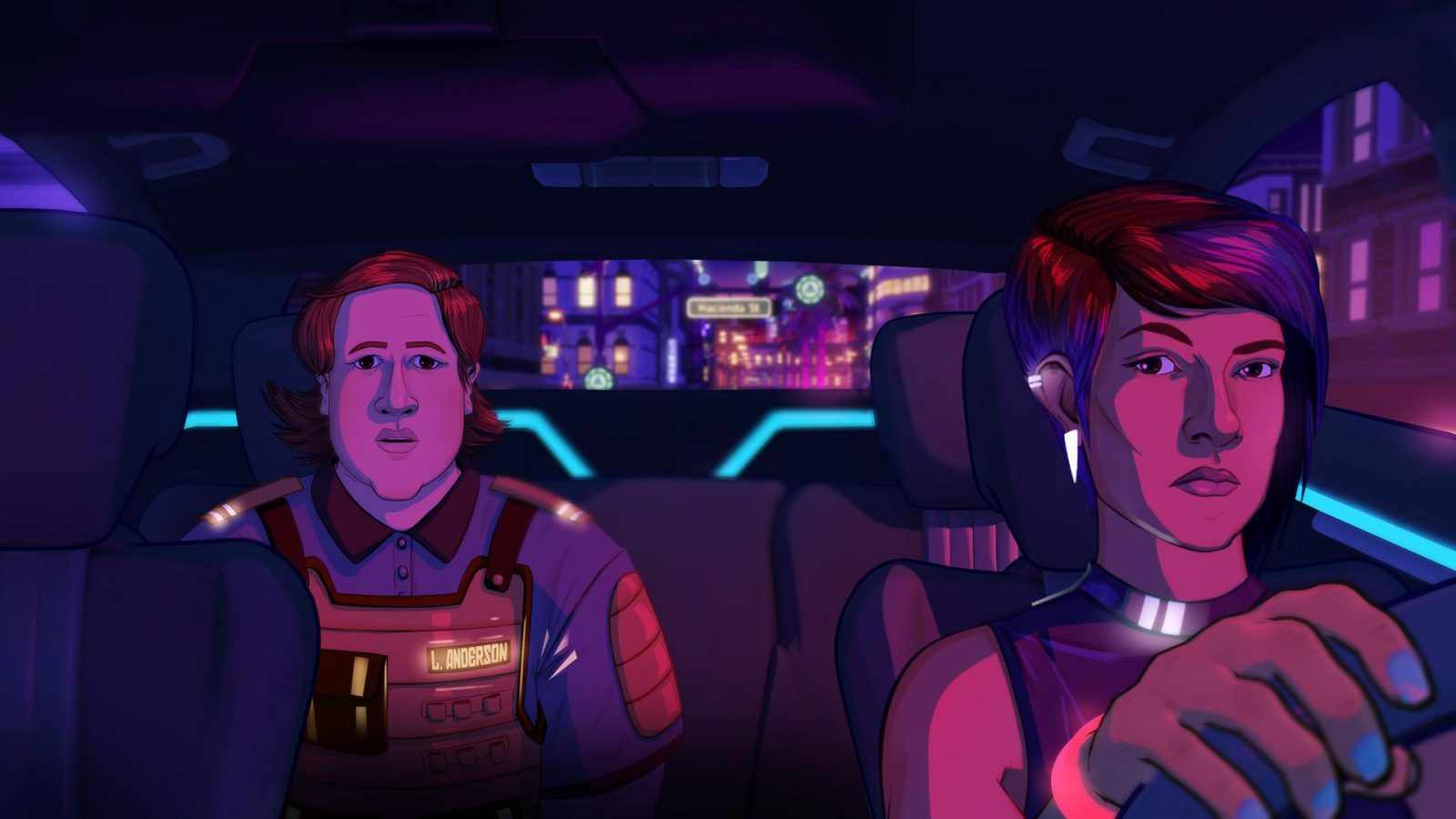"""Inside Neo Cab, the """"Nowpunk"""" Noir Indie That Is One of 2019's Most Underrated Games"""