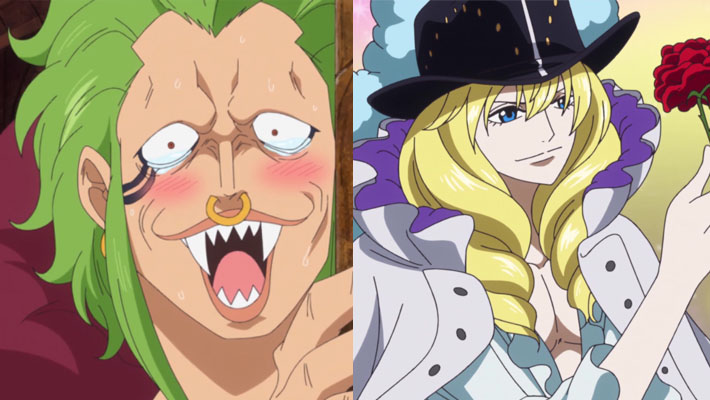 Bartolomeo and Cavendish Confirmed for One Piece: Pirate Warriors 4