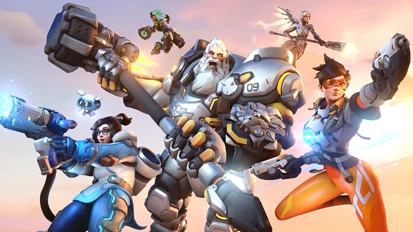 Overwatch 1 and 2 will eventually merge clients