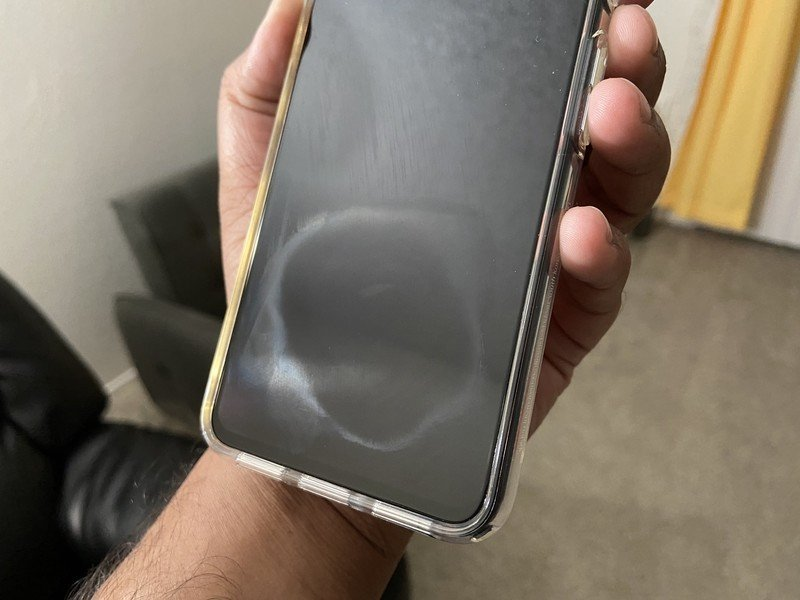 It looks like the Pixel 4 has the same terrible oleophobic screen coating as other Pixels
