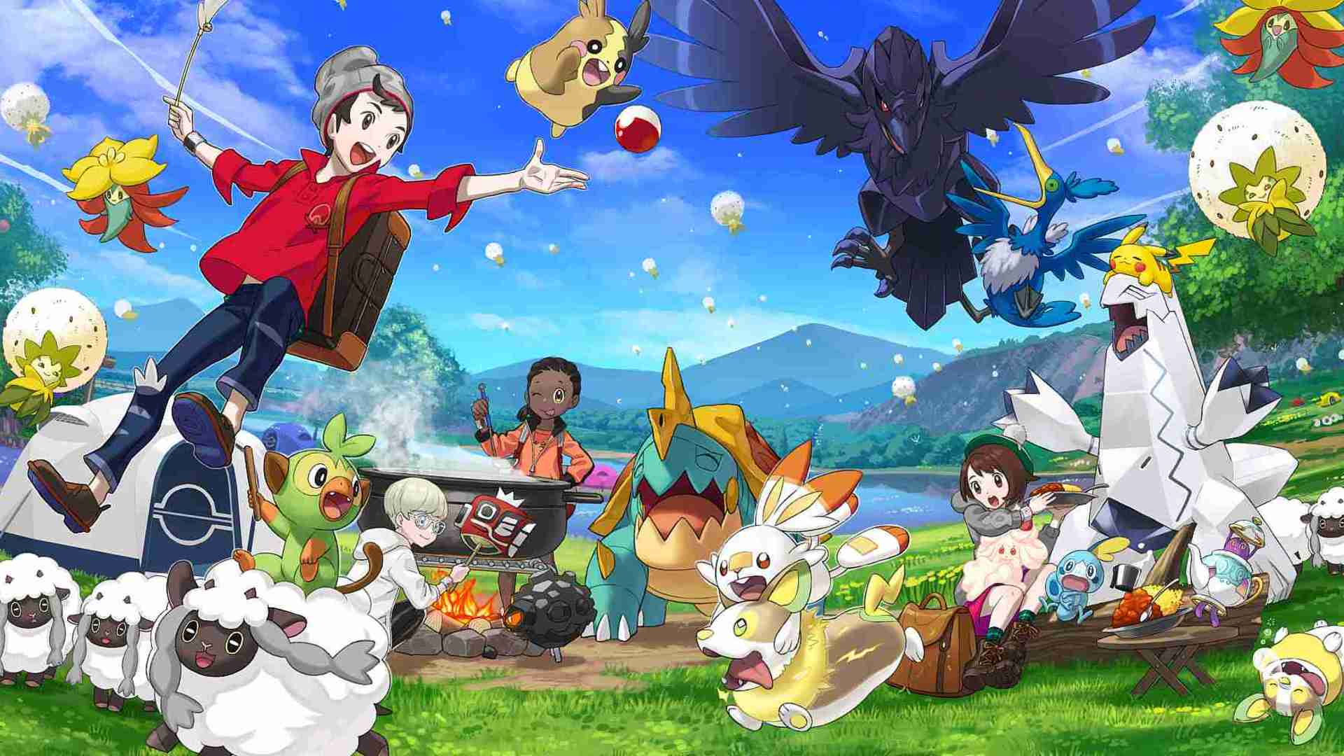 Pokemon Sword and Shield Review Impressions: Lovely and Warm, but Not a Next-Gen Pokemon Game