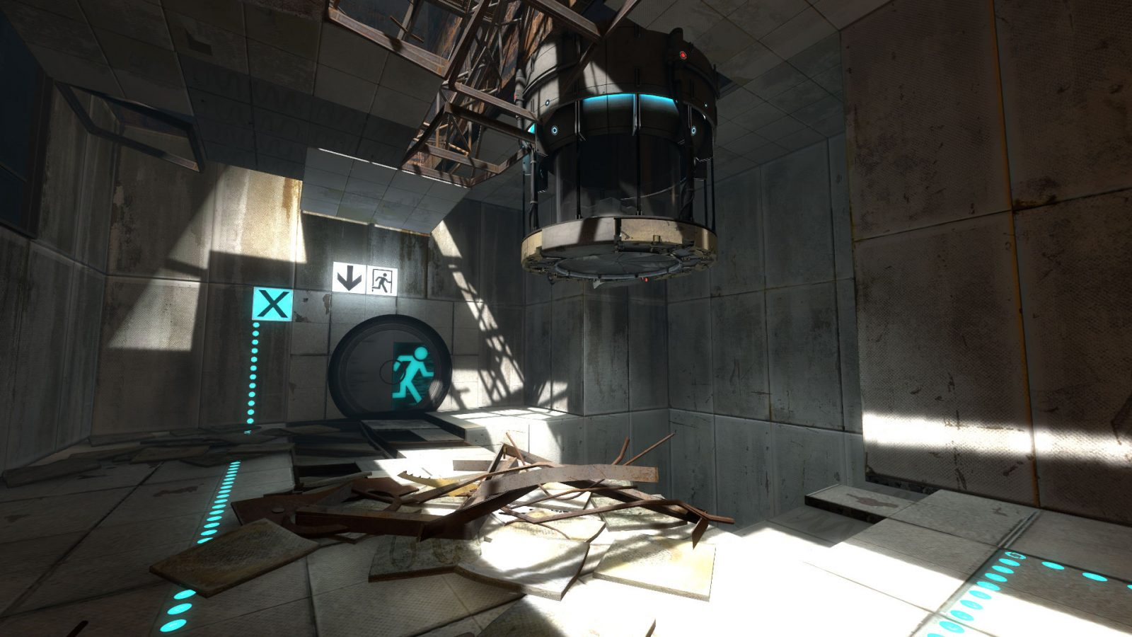 Eight years later, Portal 2 is still getting updates