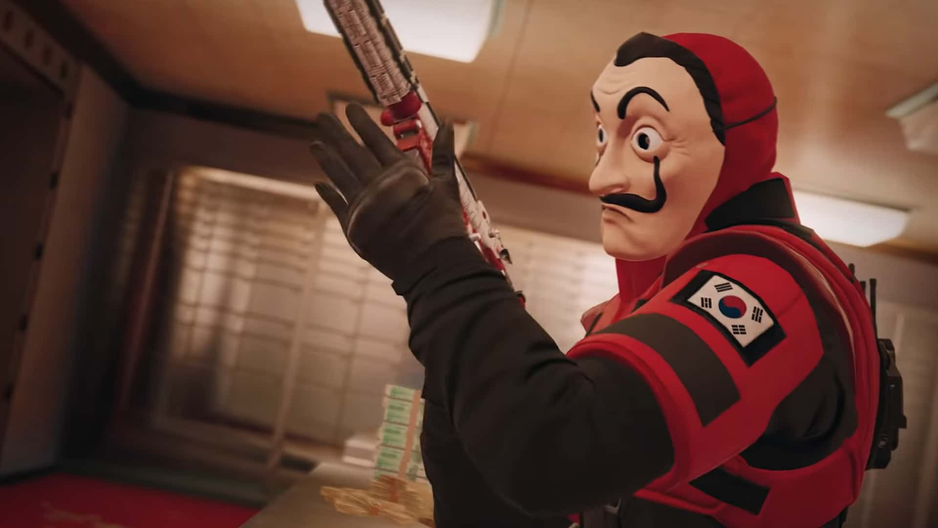 Rainbow Six Siege gets a free weekend and a new event to promote Netflix's Money Heist