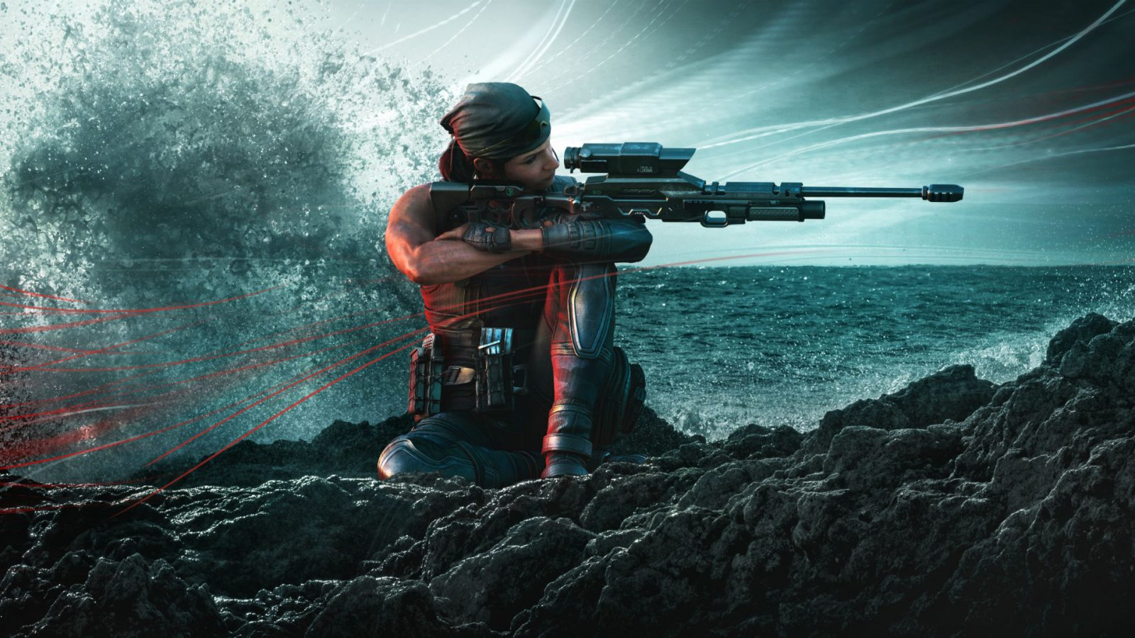 Rainbow Six Siege's new sniper rifle is already proving controversial among pros