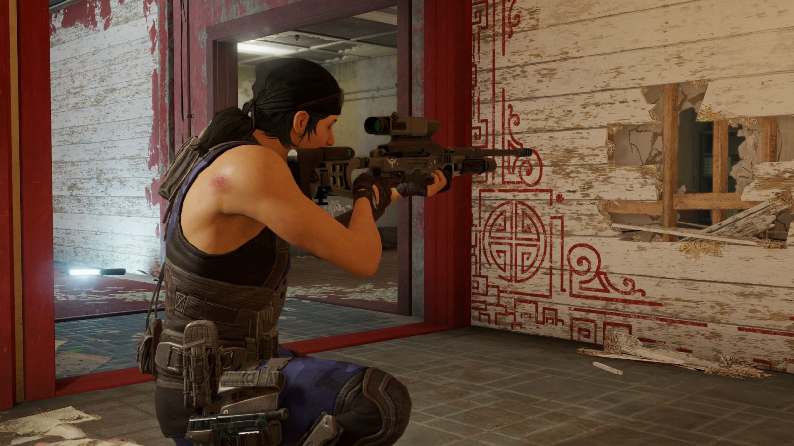 Rainbow Six Siege now has proper bullet penetration, and it's all because of Kali