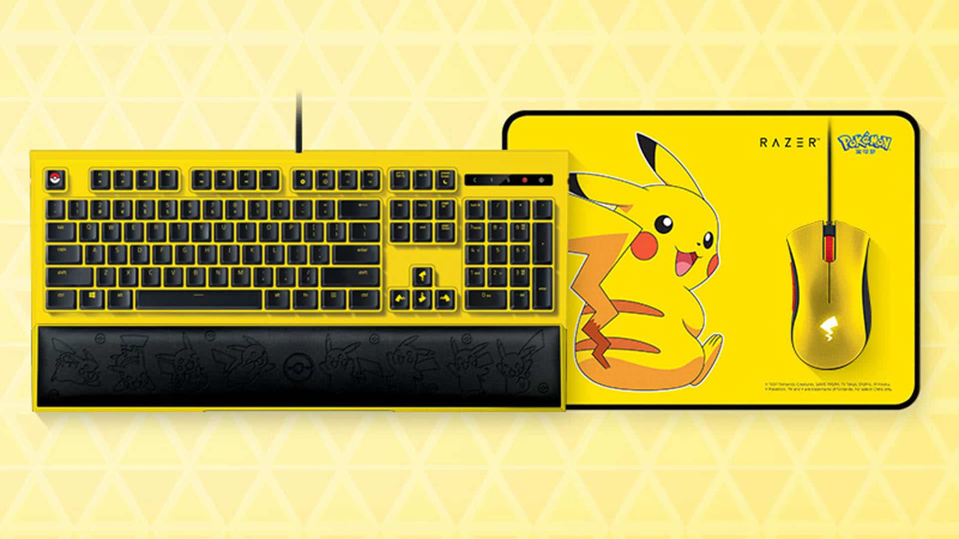 Razer's Pokemon PC gear is only available in China… and it's breaking my heart