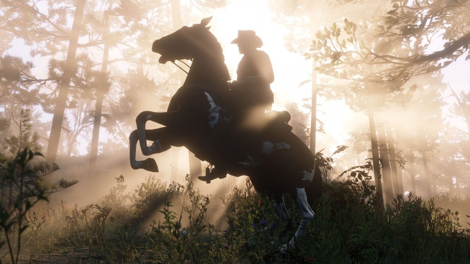 Red Dead Redemption 2 is beautiful – until you do this to it
