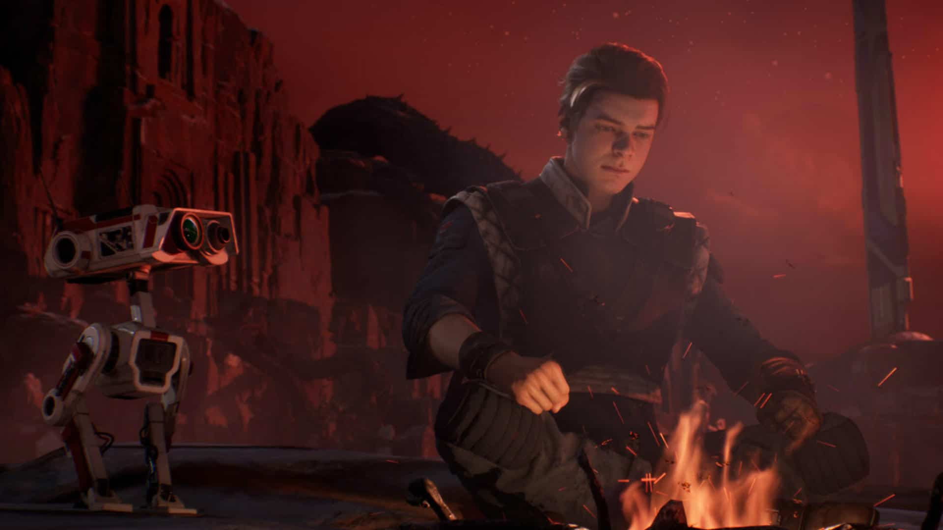 Son Leaves Touching Tribute to Dad and Fellow Star Wars Developer in Jedi: Fallen Order
