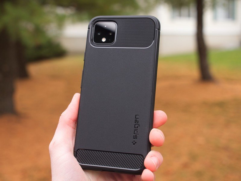 Spigen Rugged Armor Pixel 4 case review: Just buy one already
