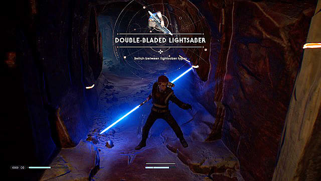 Star Wars Jedi: Fallen Order — How to Get the Double Bladed Lightsaber