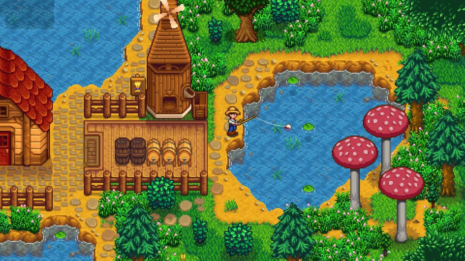 A big Stardew Valley update's coming soon – here's what it adds