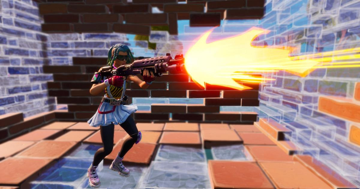 Epic Games has drastically nerfed Tactical Shotgun in the last 'Fortnite' update