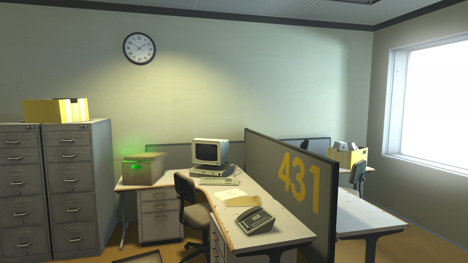 You probably won't like the punchline in this Stanley Parable: Ultra Deluxe video