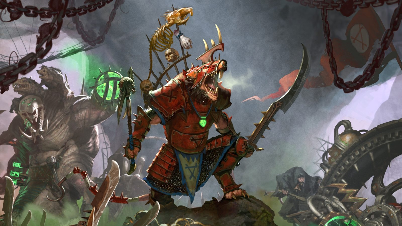 Snikch confirmed for Total War: Warhammer 2 Shadow and Blade DLC pack – here's everything it adds