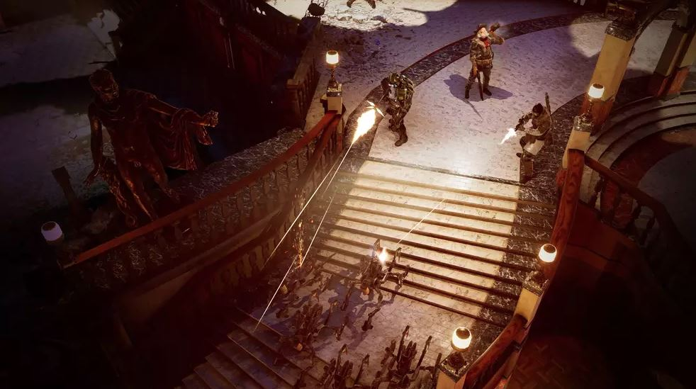 Wasteland 3 Launches May 19, 2020