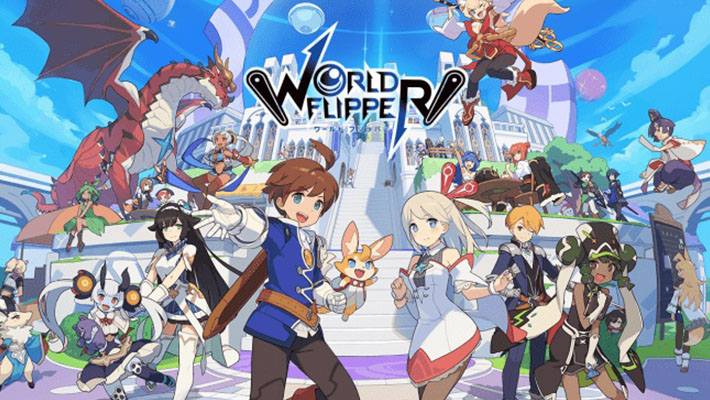 Cygames and Citail Announce New Pinball Smartphone Game World Flipper