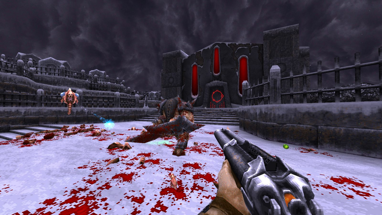Throwback FPS Wrath: Aeon of Ruin Now Available via Early Access