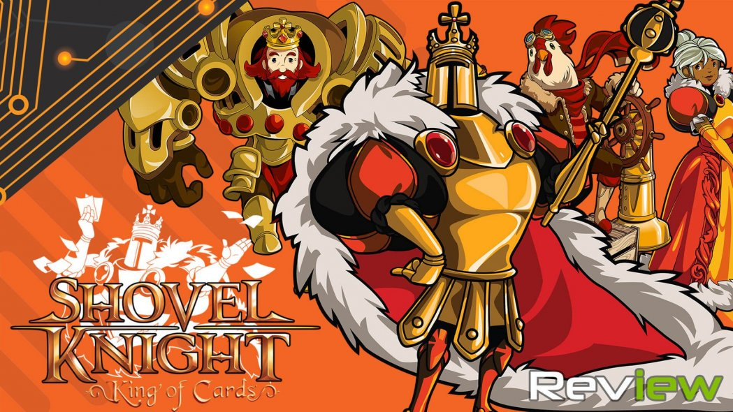 Shovel Knight: King of Cards Video Review