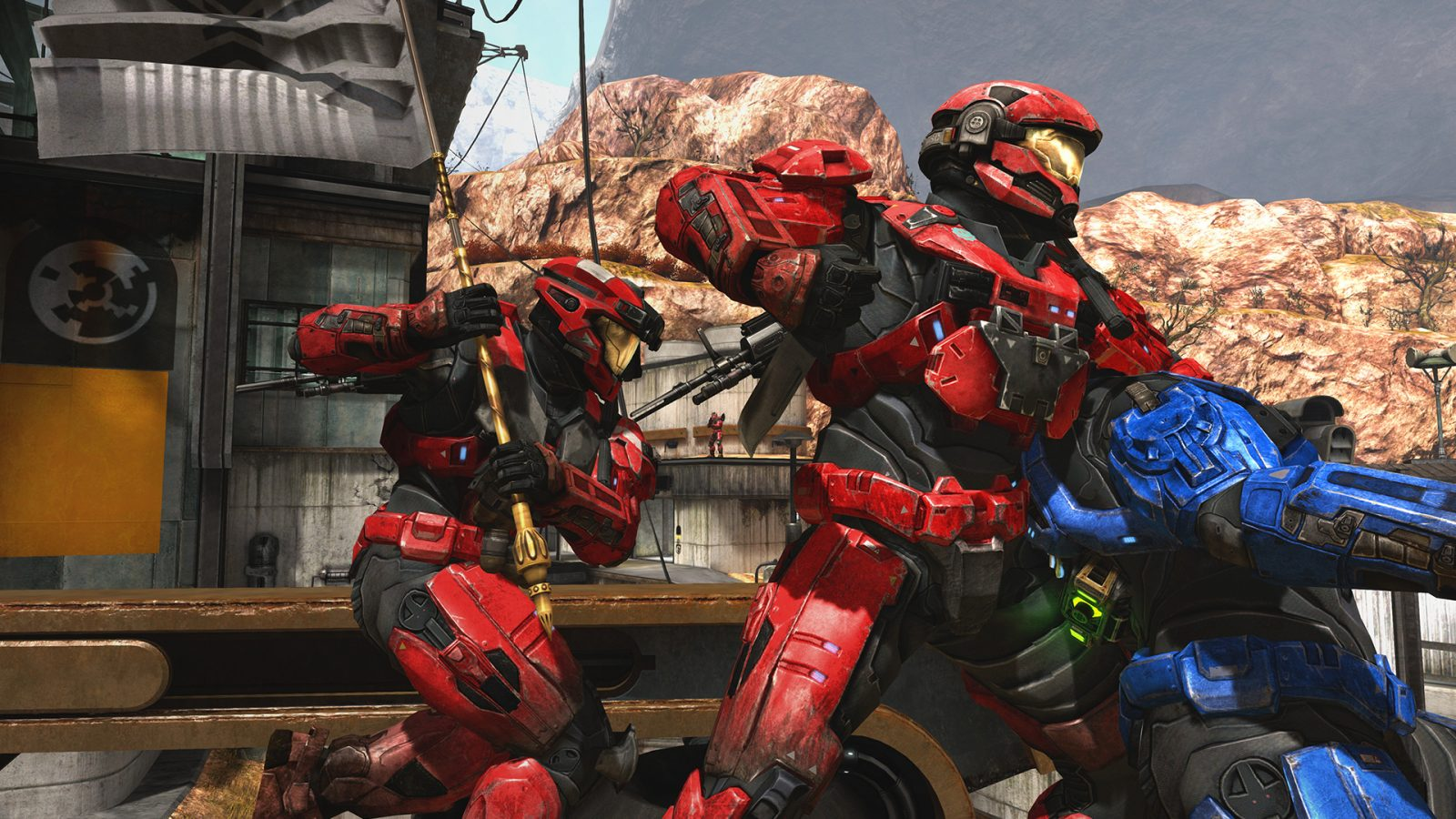 Halo Reach player count instantly exceeds 100,000 on Steam
