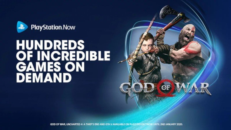 PS Now promo
