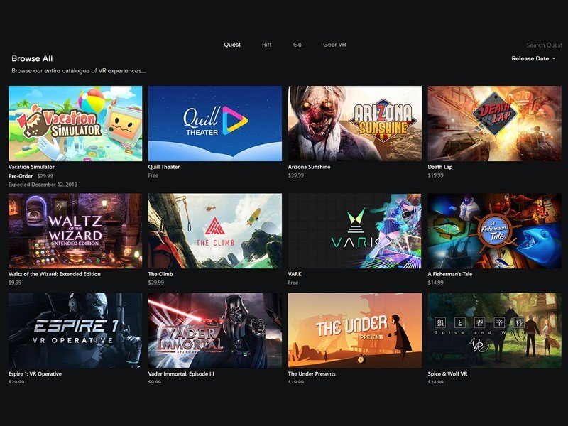 A ton of new games
