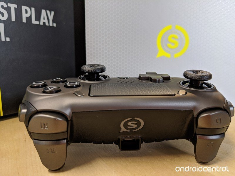 The top of the Scuf