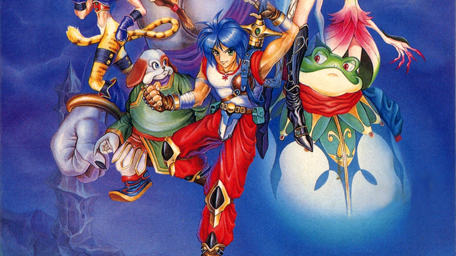 25 Years Ago, Breath of Fire 2 Was My First Journey to Kill God, and It Was Good