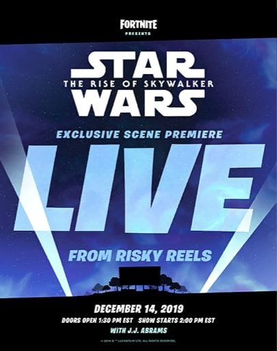 We are getting an exclusive scene premiere from Star Wars: The Rise of the Skywa…
