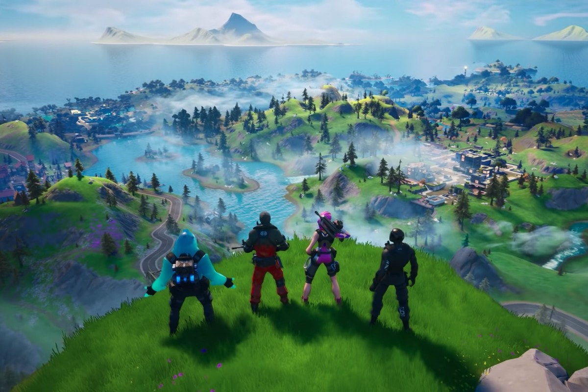 What's your favorite thing about Fortnite Chapter 2?