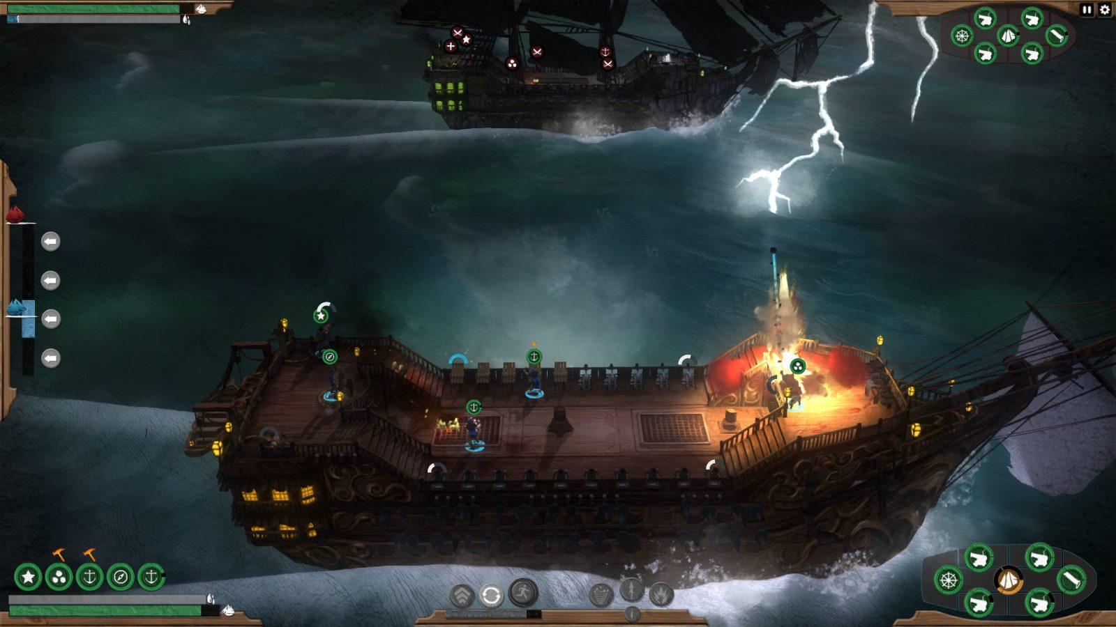 Blade of the Assassin Update Now Live for Abandon Ship