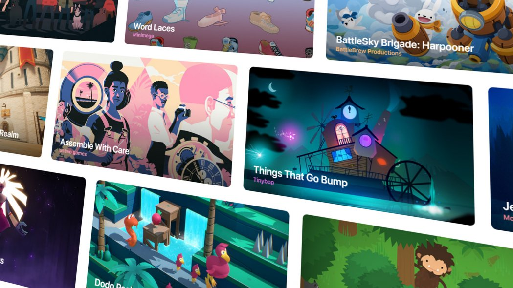 Apple Arcade Yearly Subscription Arrives with a 16.5% Discount