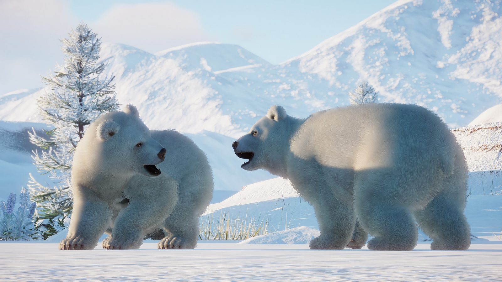 Arctic Pack DLC Now Available for Planet Zoo