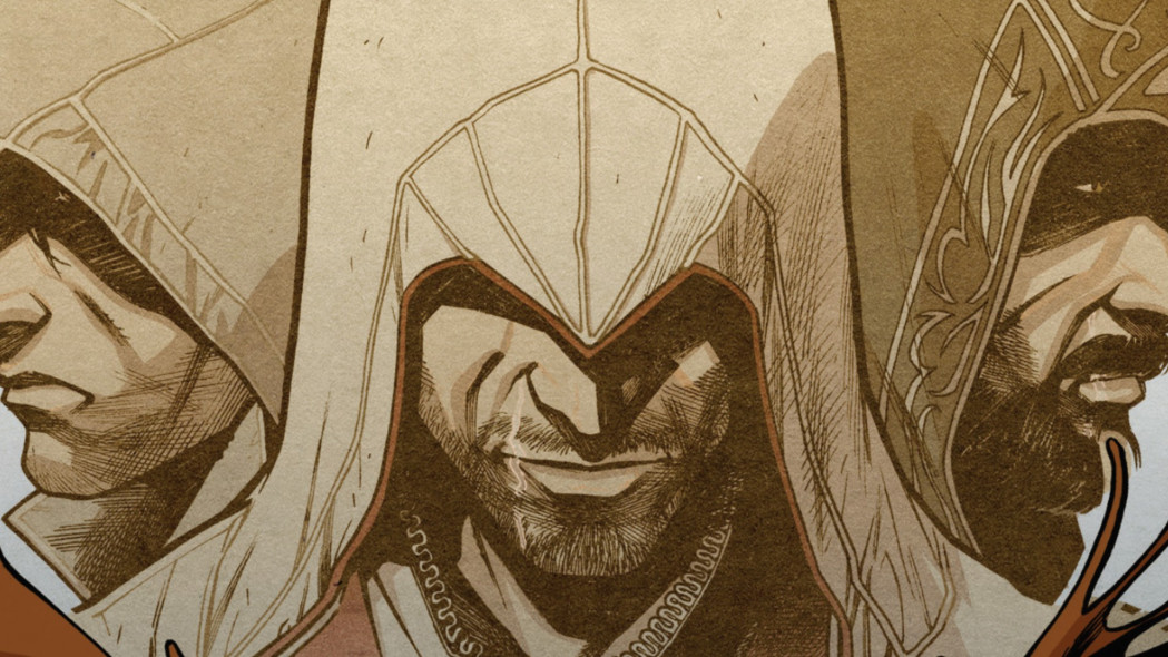 New Bookazine Series Debuts with Assassin's Creed: The Ezio Collection