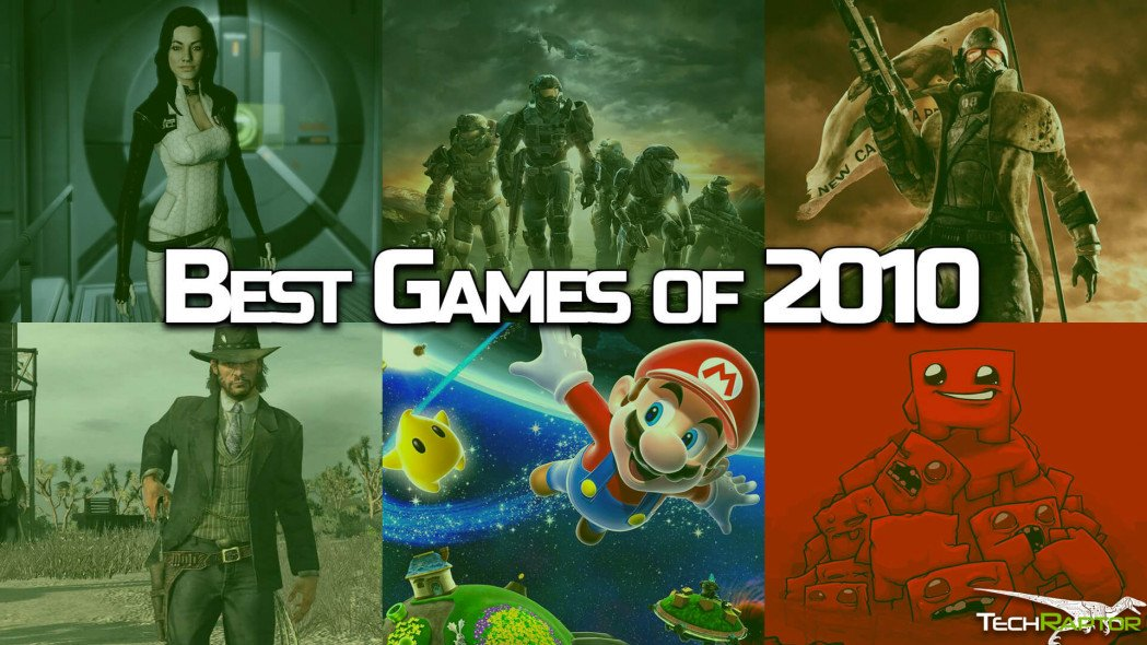 The 15 Best Games of 2010