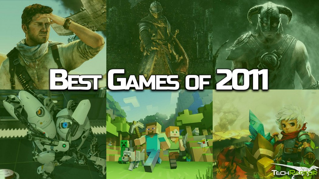 The 15 Best Games of 2011