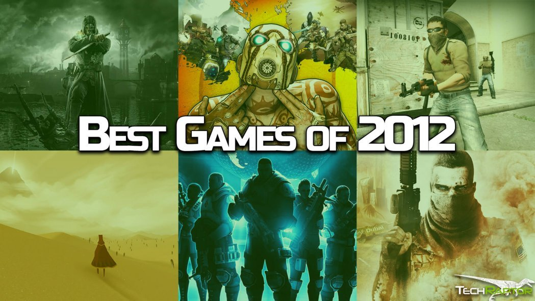The 15 Best Games of 2012