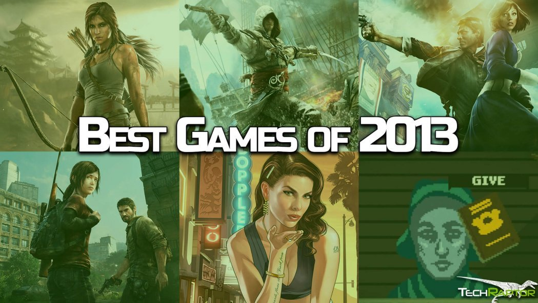 The Top 15 Games of 2013