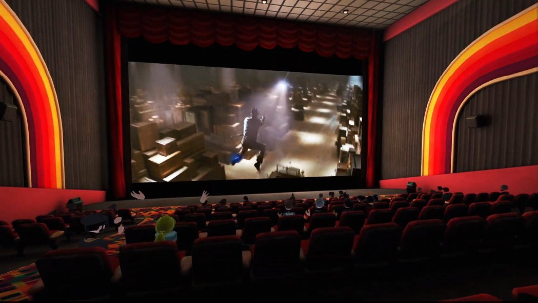 Bigscreen Cinema Brings Paramount Pictures Movies to VR