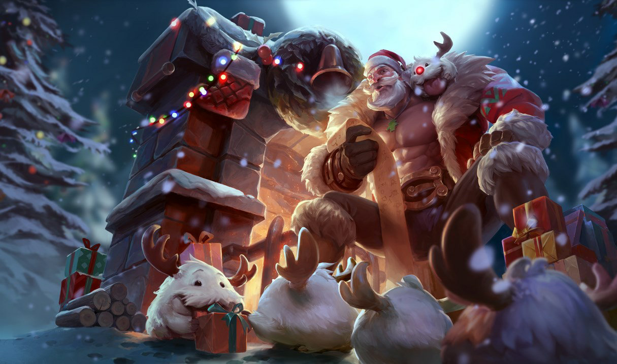 Braum players are the most likely to go AFK in League of Legends