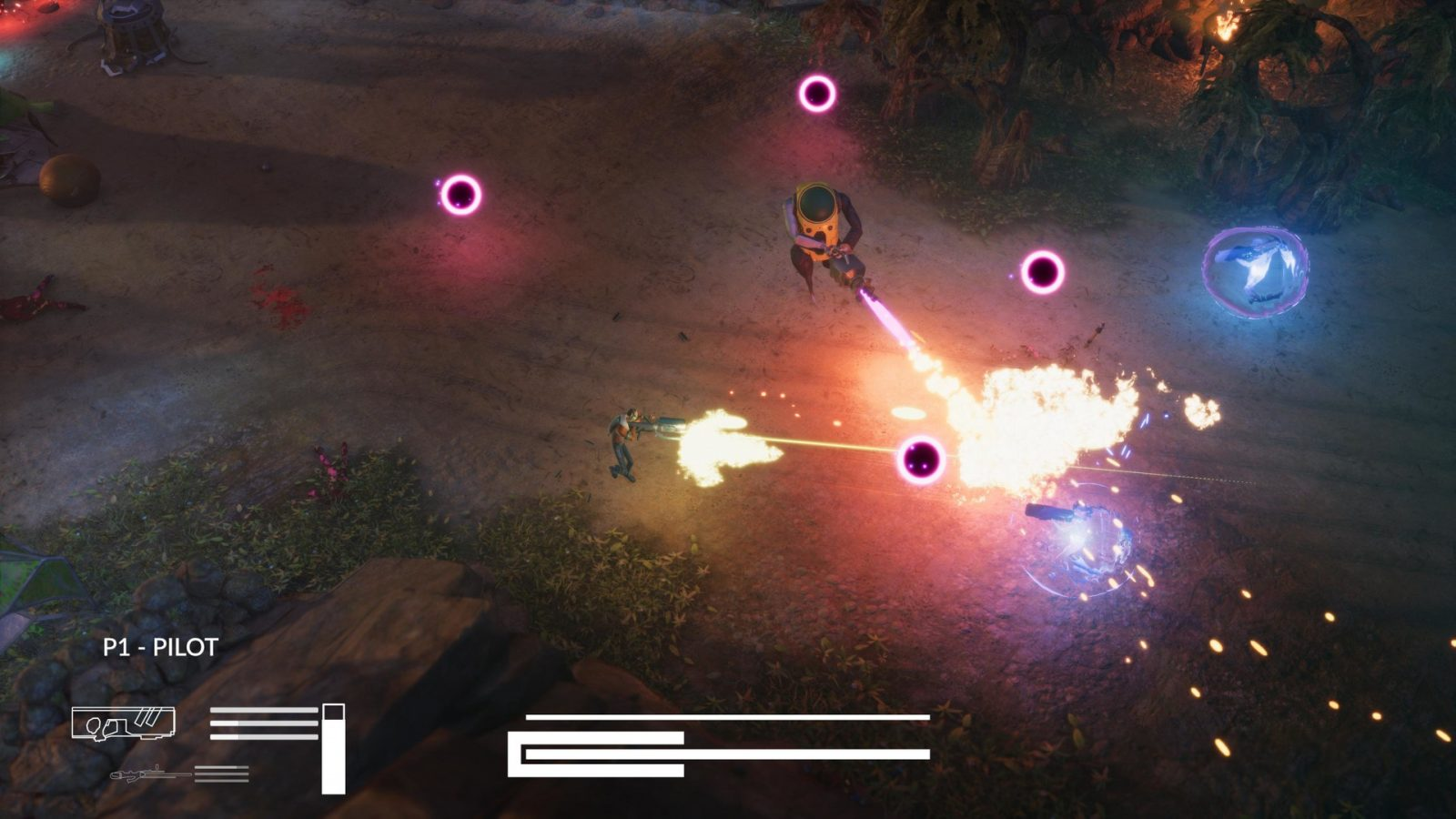First Gameplay Trailer for Co-Op Shooter Children of the Eclipse