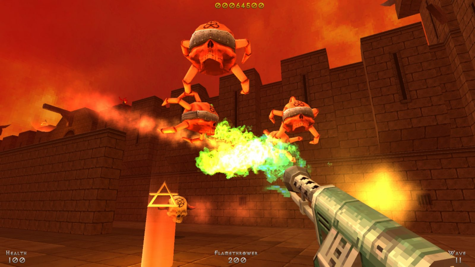 """Throwback FPS """"Demon Pit"""" Launches for Consoles This Month"""