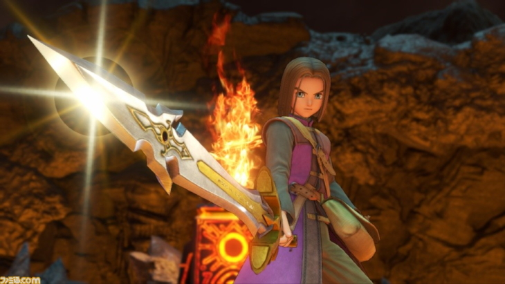 Famitsu Ask for Dragon Quest XI Feedback From Around the World
