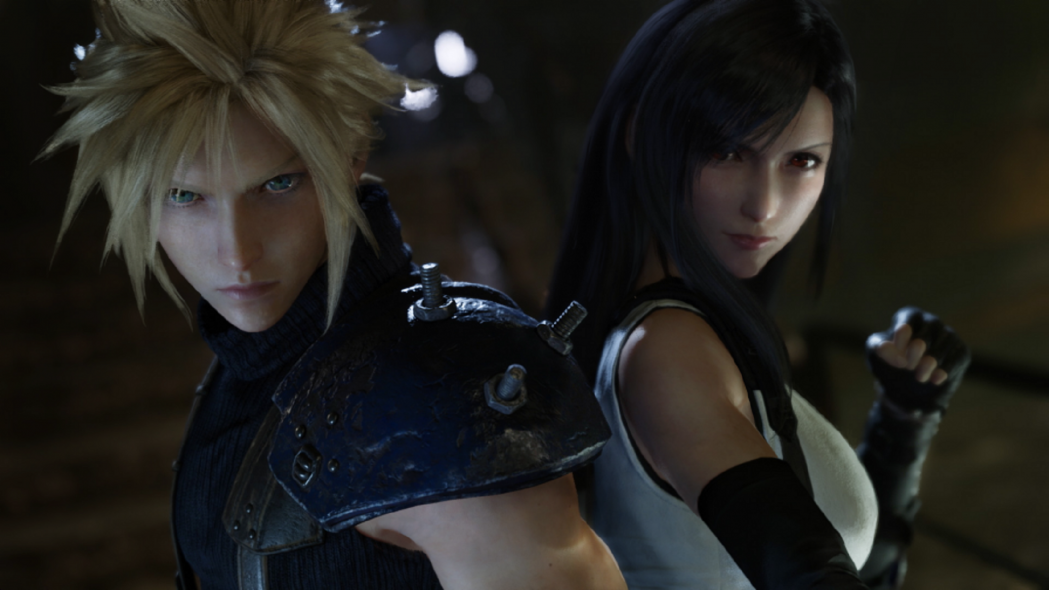 Final Fantasy VII Remake Boxart Confirms One Year Timed Exclusive