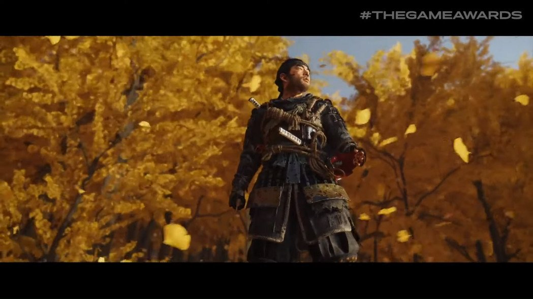 Ghost of Tsushima Cinematic Trailer (The Game Awards 2019)
