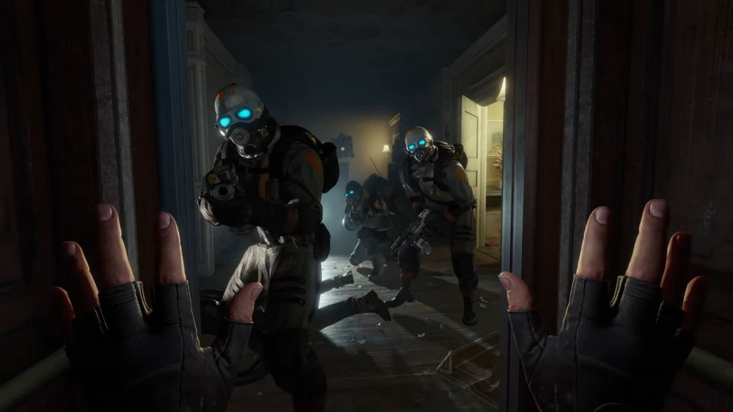 Half-Life: Alyx Leak Hint At Enemies, Gameplay, and Weapons