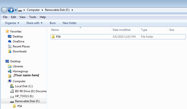 Removable Disk PC Screenshot