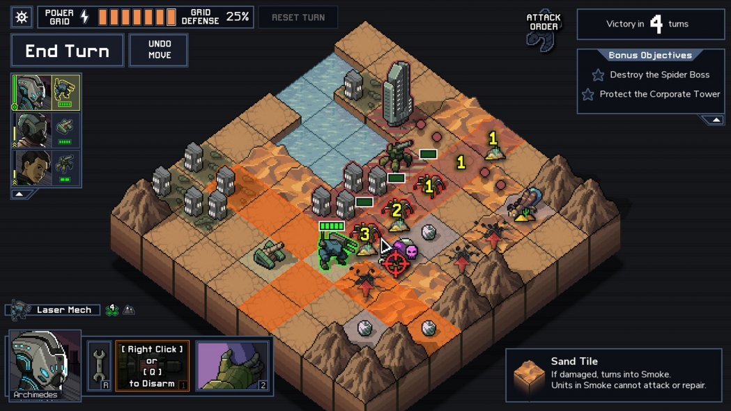 Get Into The Breach Free With Epic's 12 Days of Free Games