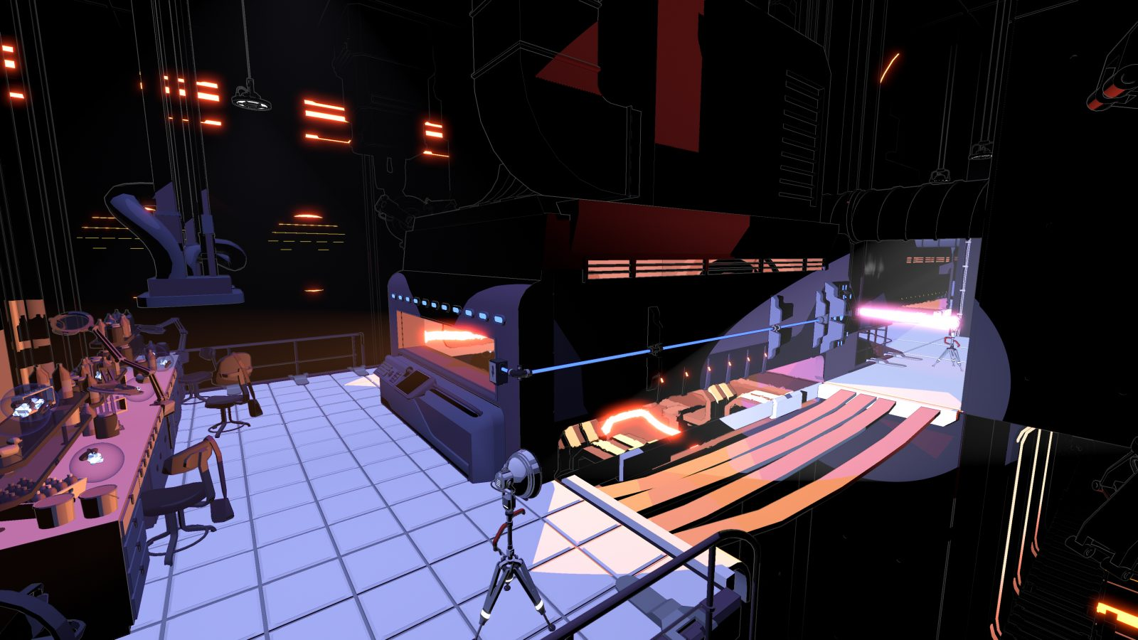 New games: Lightmatter is a first person puzzle game with shadows that kill you
