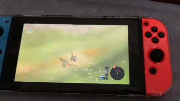 Tencent Tells Chinese Switch Customer That Joy-Con Drift is Caused by Imported Games