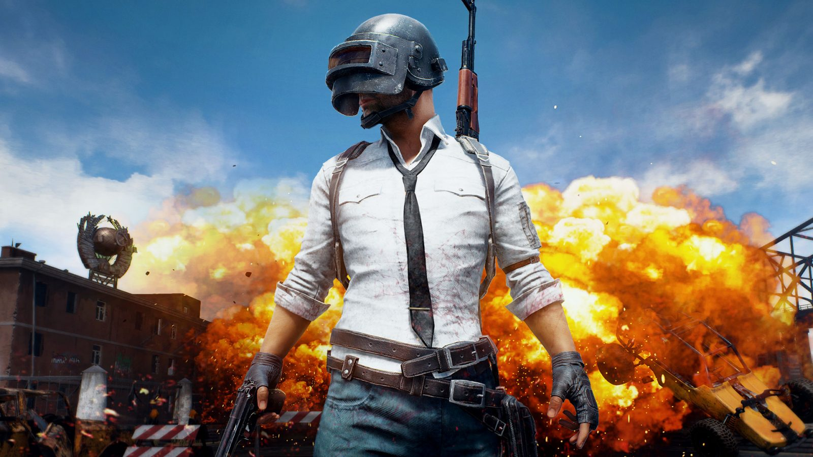 PUBG test adds a second blue zone to stop you camping